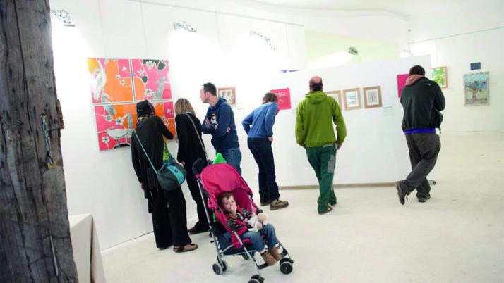 JEMA – Les Trouill'arts – Vend 6 au Dim 8 avril – Programme